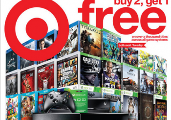 Buy Two Get One Free Game Sale Is Now Live At Target