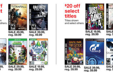 Target Knocks $10 And $20 Off The Price Of Select Recent Releases