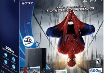 The Amazing Spider-Man 2 PlayStation 3 Bundle Unveiled By Sony