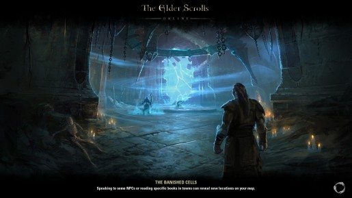The Elder Scrolls Online  Banished Cells 01