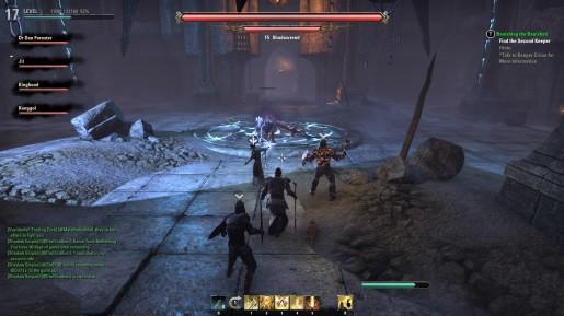 The Elder Scrolls Online  Banished Cells 06