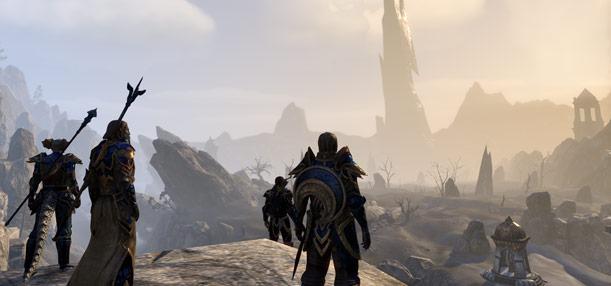 The Elder Scrolls Online 'Craglorn' First Content Patch Detailed