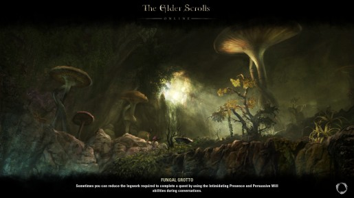 The Elder Scrolls Online Fungal Grotto 01