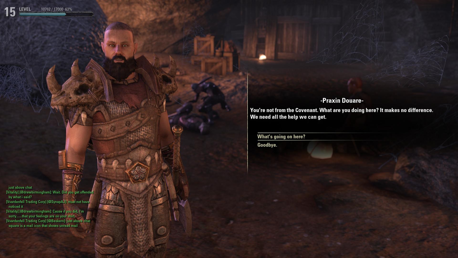 from Romeo elder scrolls online dungeon matchmaking