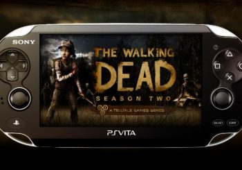 The Walking Dead Season 2 coming to PS Vita next week