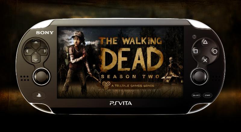 The Walking Dead Season 2 coming to PS Vita next week