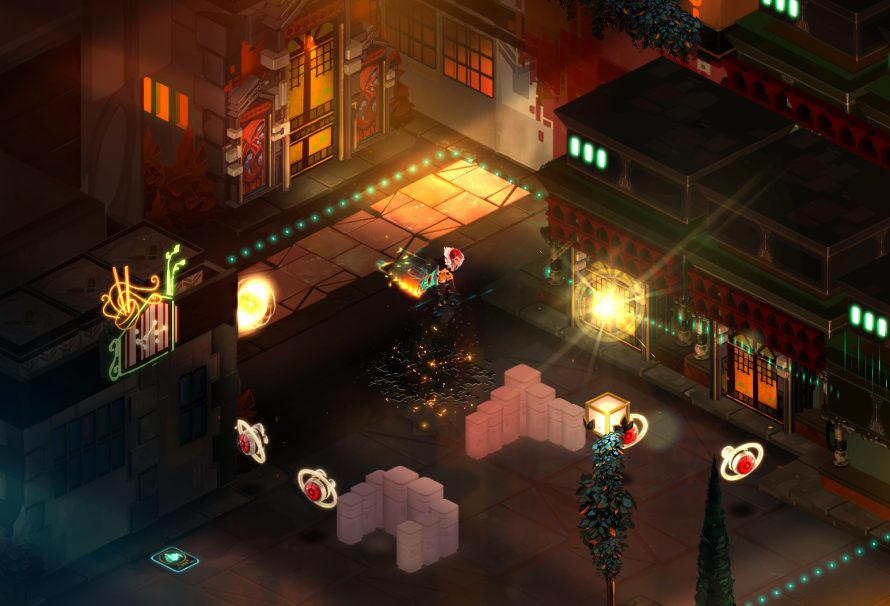 Transistor Receives Launch Trailer