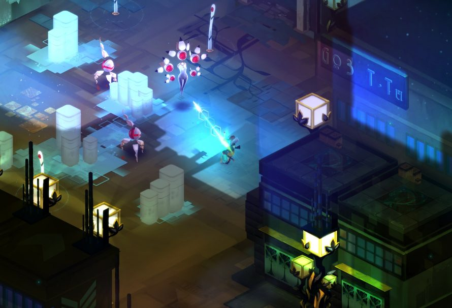 Transistor Dated For PC & Playstation 4