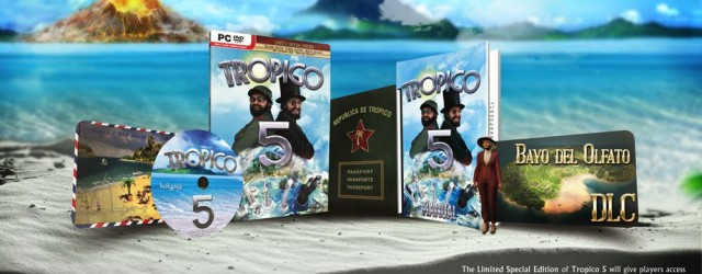 Tropico 5 Limited Special Edition Revealed As Free For Pre-Orders
