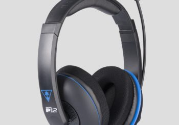 Turtle Beach Unveils P12 Amplified Stereo Gaming Headset At PAX East