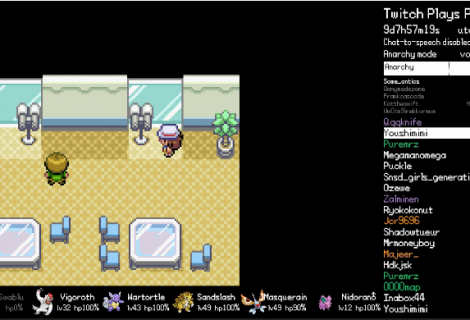 Twitch Plays Pokemon FireRed Randomizer Is Making The Game Very Crazy