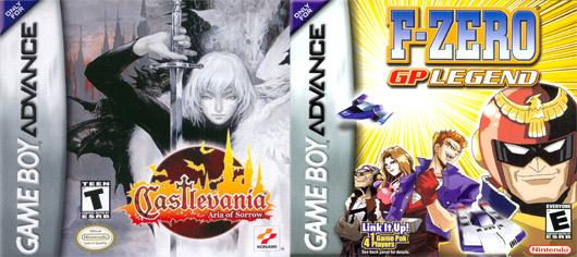 Castlevania: Aria Of Sorrow and F-Zero: GP Legend Coming to Wii U VC
