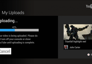 Xbox One Adds YouTube Uploading In New App Update Today