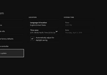 Upcoming Xbox One System Update Detailed By Major Nelson