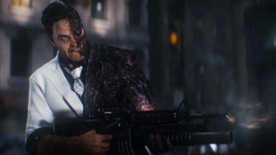 Troy Baker To Voice Two Face In Batman: Arkham Knight