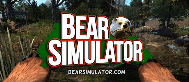 First Goat Simulator Now Bear Simulator Hits Kickstarter
