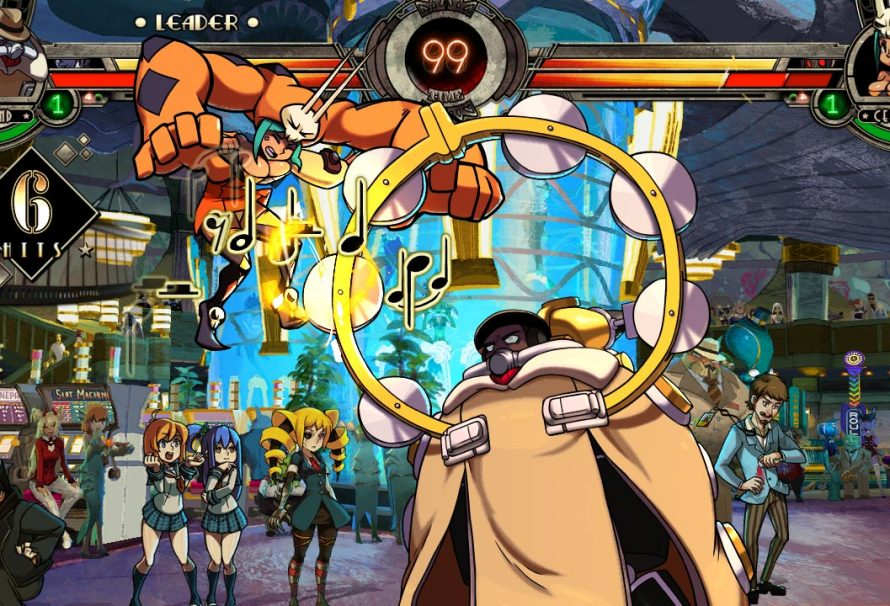 Skullgirls Getting First Male Character Via DLC