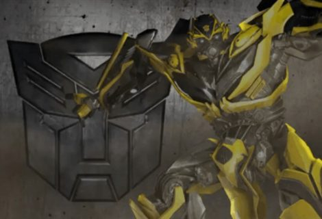 Bumblebee In Transformers: Rise of the Dark Spark Video