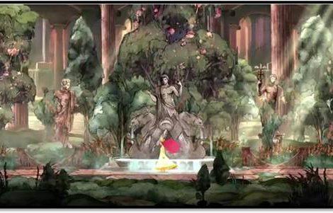 The World of Lemuria - Child of Light Trailer