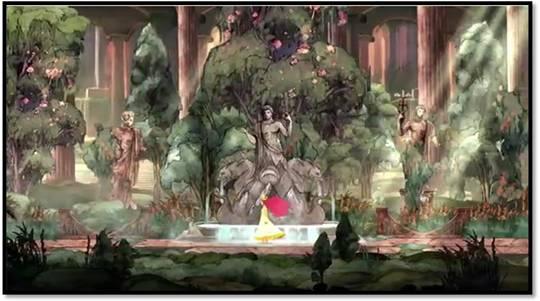 The World of Lemuria – Child of Light Trailer
