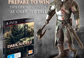 Namco Bandai Australia Giving Away Huge Dark Souls II Statue