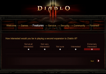 Blizzard Surveys About Second Expansion Pack For Diablo 3