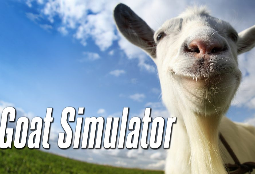 Goat Simulator Getting Retail Edition In The UK