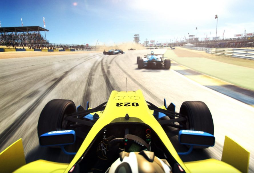 Codemasters Set To Announce GRID Autosport