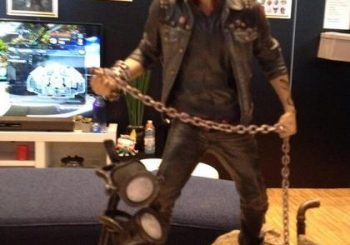 Sony Selling Delsin inFamous: Second Son Statues At PAX East
