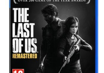 First Look At The Last of Us Remastered On PS4