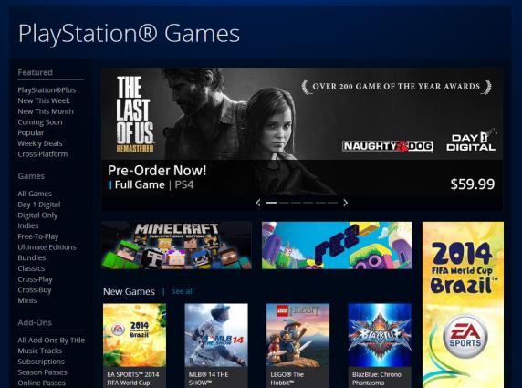 PSN Leaks The Last of Us On PS4