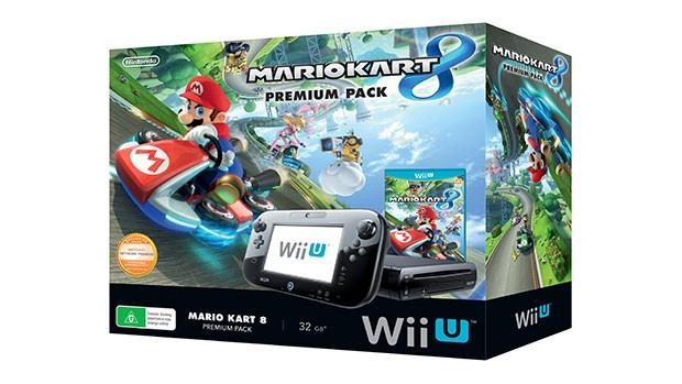 Nintendo announces mario kart 8 wii u bundle just push start - Wii console mario kart bundle ...