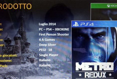 Metro Redux Coming To PS4, Xbox One And PC