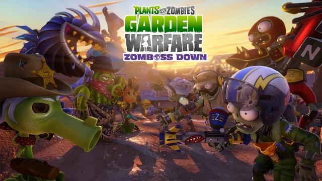 Plants vs. Zombies: Garden Warfare Gets Western-Themed DLC
