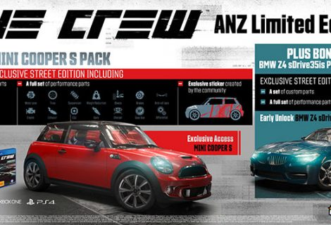The Crew ANZ Limited Edition Announced