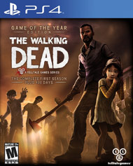 The Walking Dead Could Be Stalking On PS4