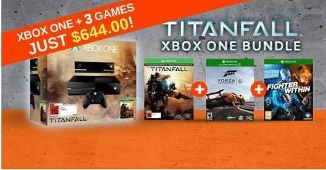 Mighty Ape Offering Huge Xbox One Bundle That'll Blow Your Mind