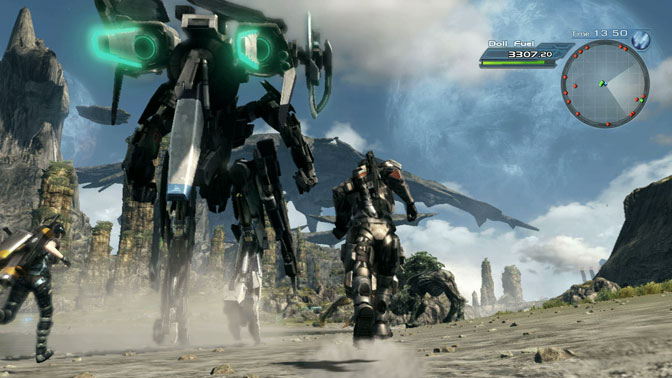 """Monolith Soft's """"X"""" Could See 2014 Western Release"""