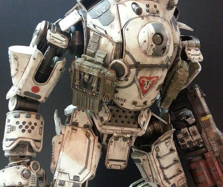 Threezero Reveals Better Look At Titanfall Figures