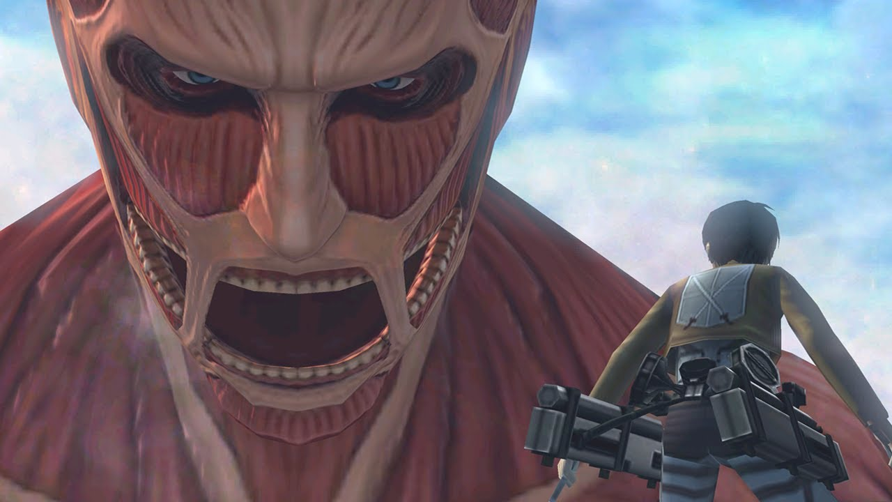 Attack On Titan 3DS Game Might Be Making Its Way To The US