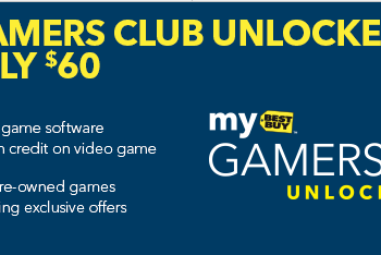 Best Buy Gamer's Club Unlocked Is Only $59.99 This Week