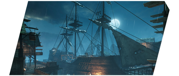 Call Of Duty: Ghosts Partakes In A Mutiny With New DLC Video
