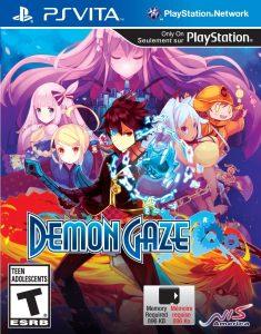 Demon Gaze box