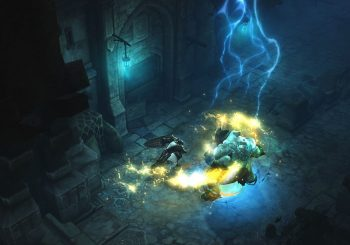 Watch Diablo 3: Reaper of Souls running on PS4