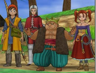 Dragon Quest VIII on iOS now available in the West