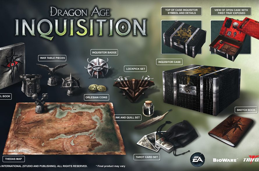 Dragon Age: Inquisition Uber Edition Announced