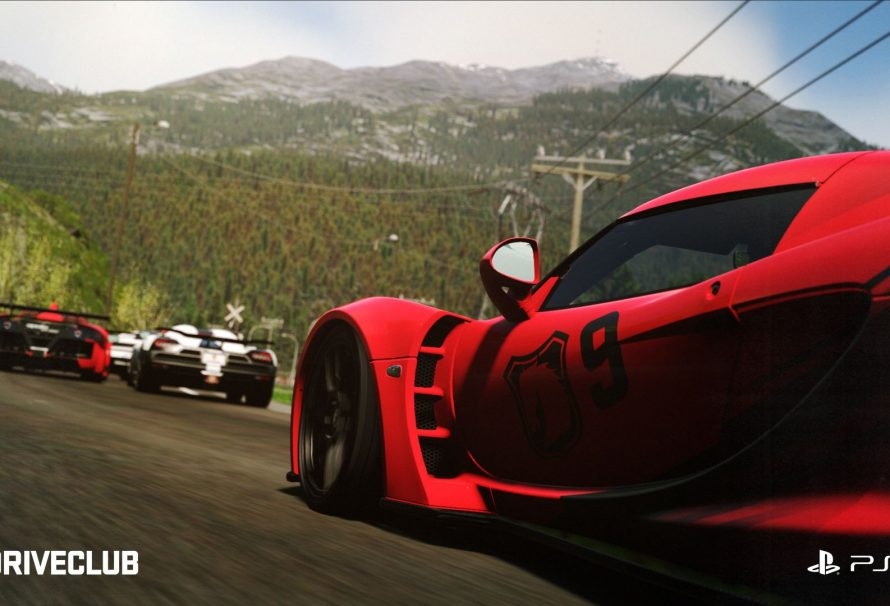 There Will Be Female Drivers In Driveclub