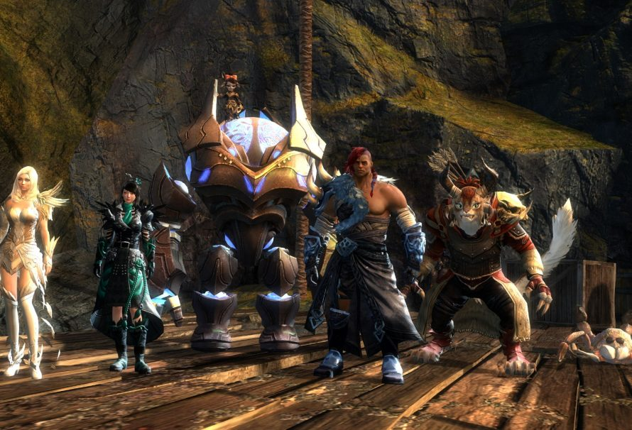 Guild Wars 2 Update Blows Through The Chinese Wind