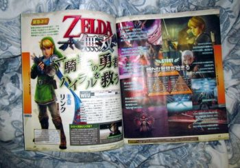 Hyrule Warriors Story Details Revealed In Latest Famitsu