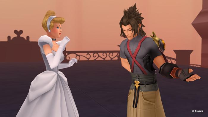 Kingdom Hearts HD 2.5 ReMIX Screenshots Focus On Disney
